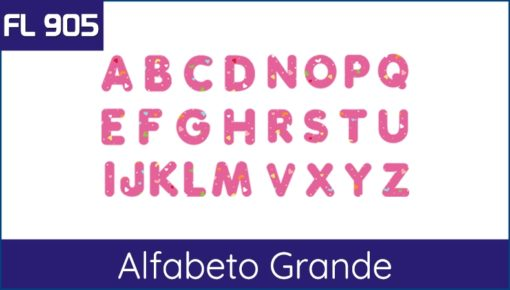 Alfabeto FL 905-0