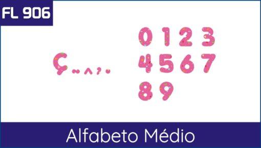 Alfabeto FL 906-1917