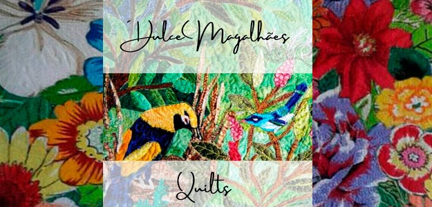 X - Dulce Magalhães Quilts